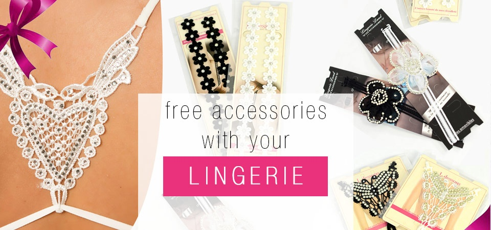 free gift lingerie wholesale supplier