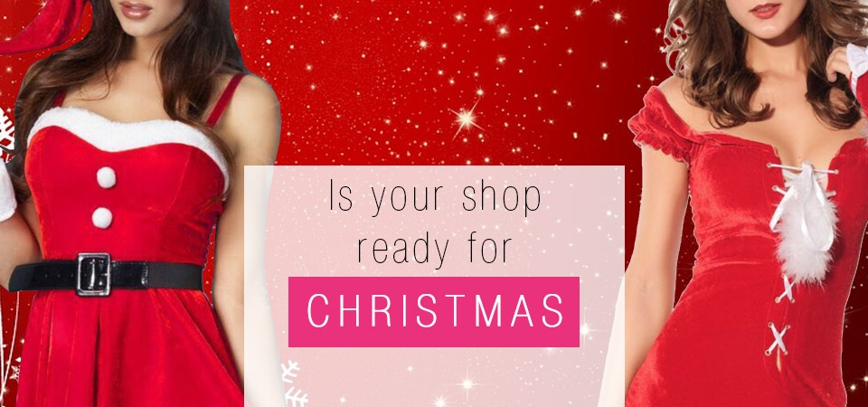 Is your shop ready for Christmas party?