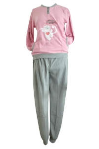 thin fleece pajama