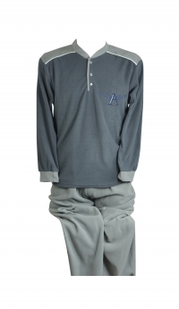 fleece pyjama for men