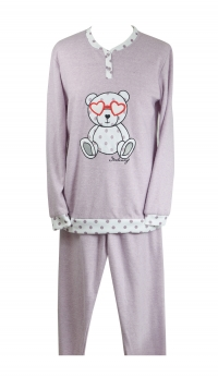 pajamas for women (Funny Bear)