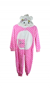 Fleece pyjama for kids