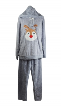 woman nightwear - deer