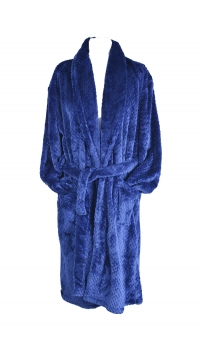 Men fleece Robe