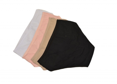 Cotton panties - big size