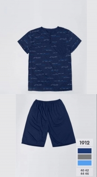 men's tshirt with shorts